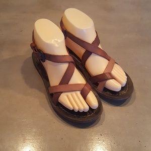 🔥HALF PRICE SHOE SALE🔥Nicole leather sandals
